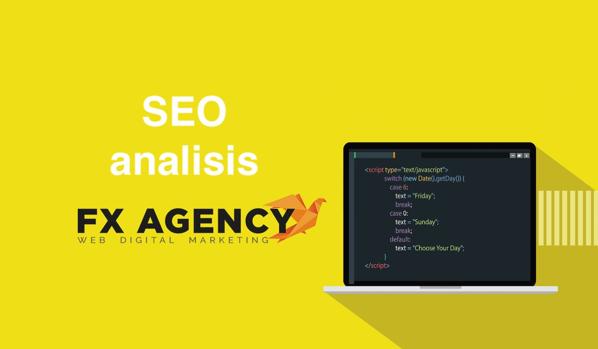 SEO анализ сайтов в FX Digital Agency - fxdga.eu
