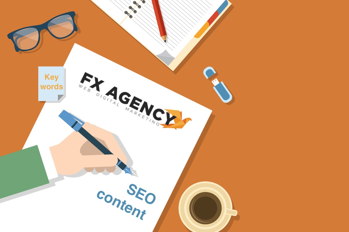 SEO контент для сайта в Испании - FX Digital Agency - fxdga.eu