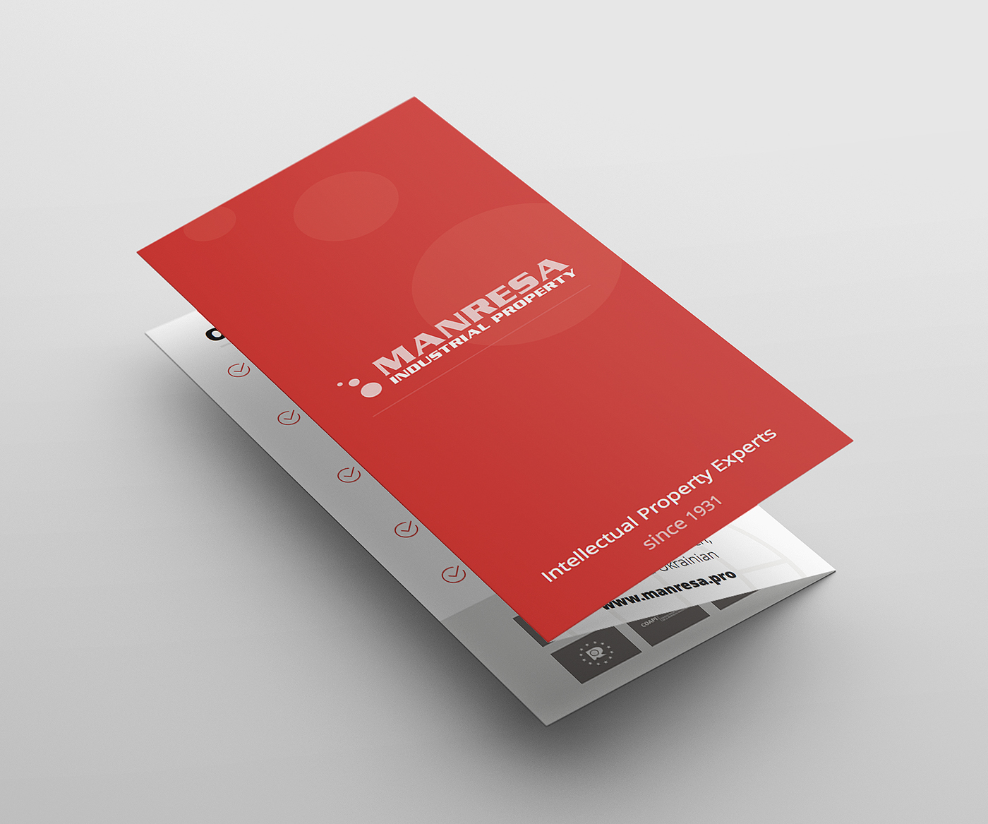 Booklet Design Barcelona